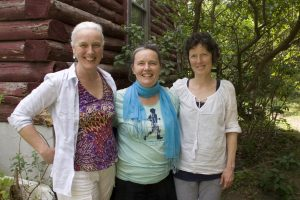 The Grady sisters, (L-R) Teresa, Ellen and Clare. (Photo: Nicholas Kusnetz)