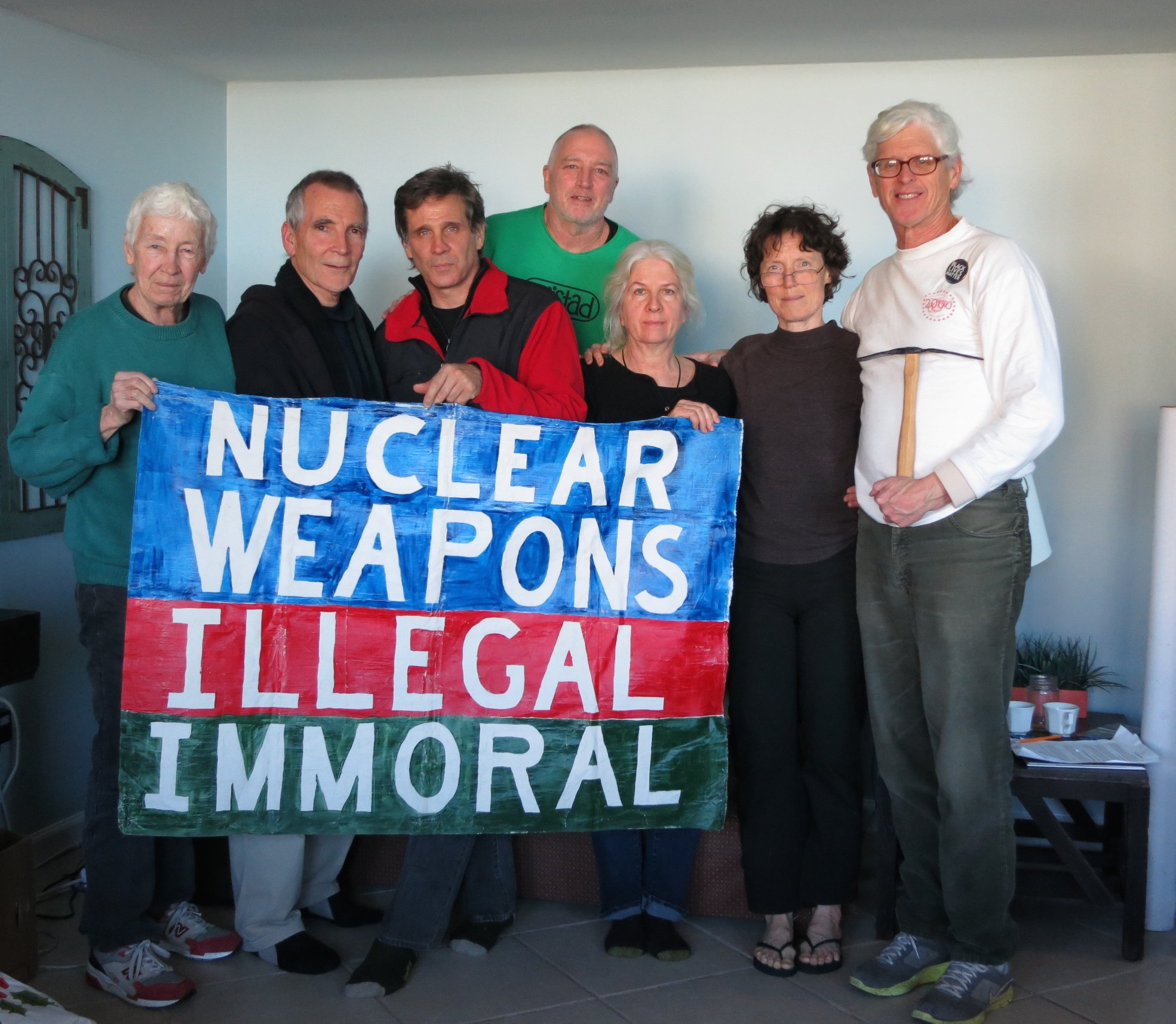 Image result for plowshares activism